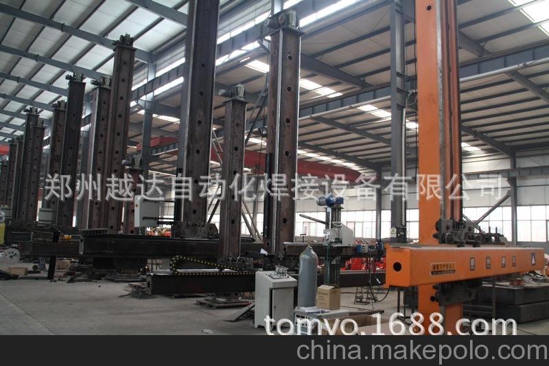 操作机直供 自动焊接中心 焊接设备厂家直销 品质保证