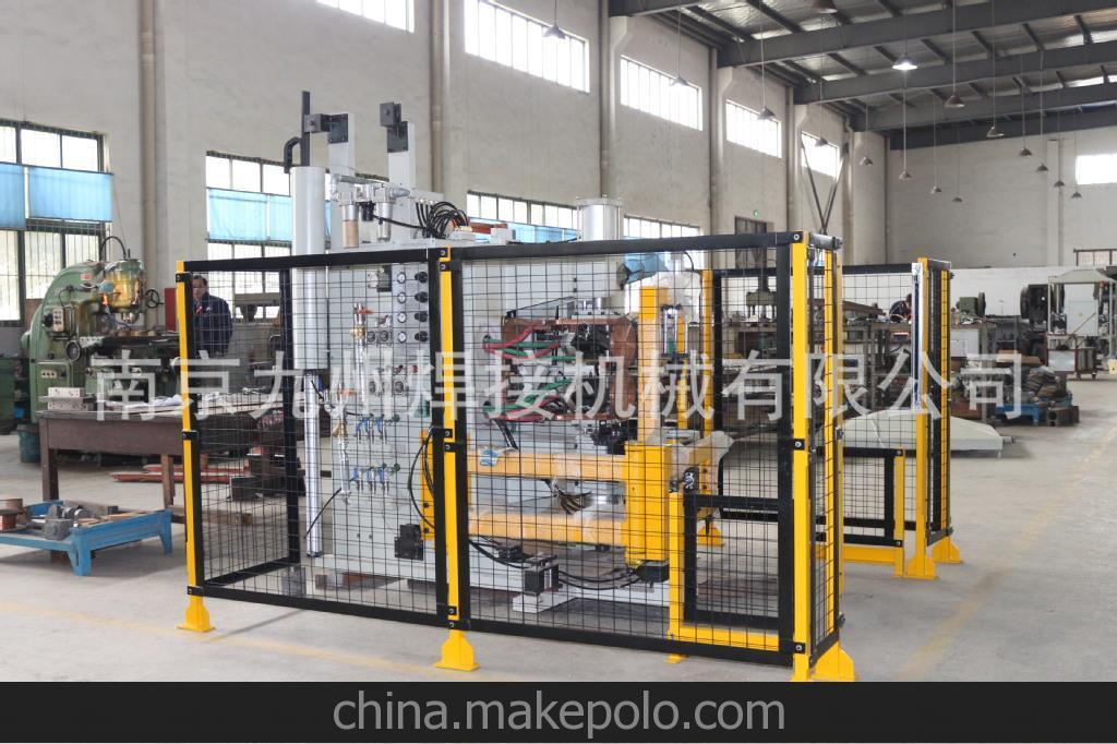 南京九州焊接设备—供应FN—200系列排气管仿型自动缝焊机