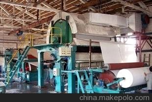 专业供应 各种型号二手造纸设备