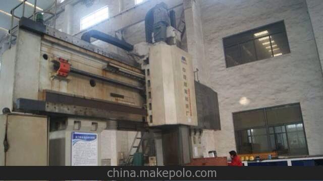 中捷机床厂2010年3X6米数控镗铣机床二手数控铣床铣镗床