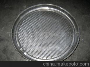 供应 烤盘模具 小家电配件模具 烤盘外壳铝压铸 电器配件(图)