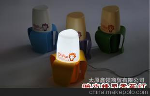 新奇特创意家居小家电用品创意香蕉USB小台灯/LED小夜灯混批发