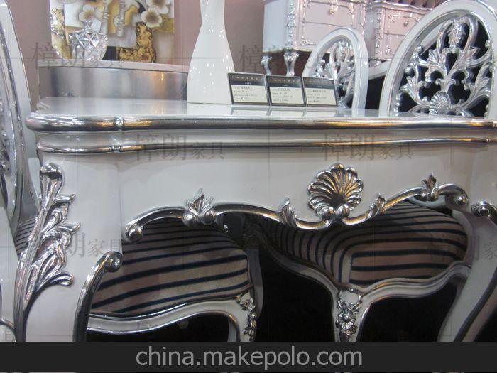 折叠餐桌餐椅 白茬餐桌餐椅 石材餐桌面 石材家具餐桌 餐厅餐桌