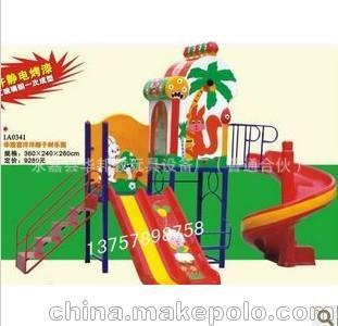 儿童游乐设施玻璃钢滑梯/室外儿童滑滑梯 小白兔滑梯 幼儿滑滑梯
