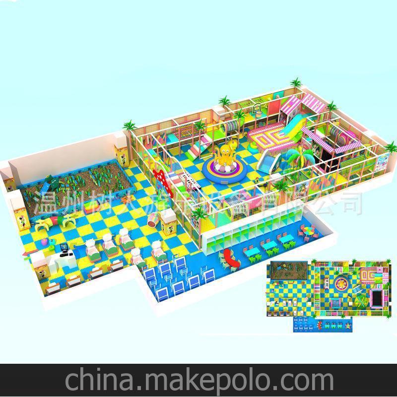 厂家直销供应 淘气堡 儿童淘气堡 大型室内游乐设施淘气堡