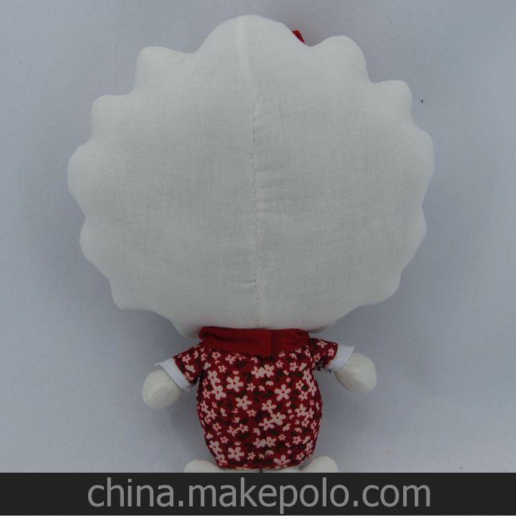 深圳厂家定做热销大眼公仔 情侣人偶玩具 潮流促销礼品玩具制造