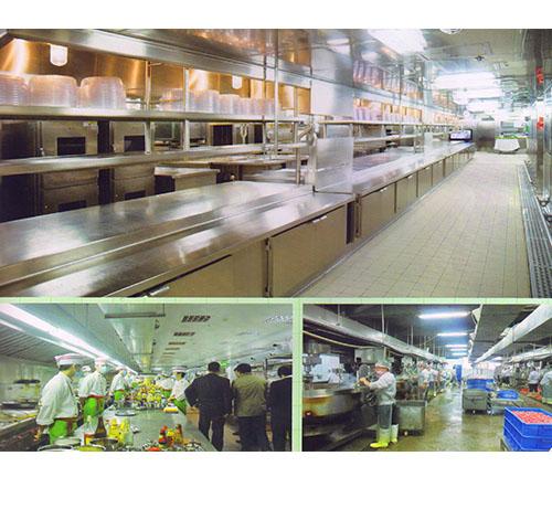 现代中央厨房