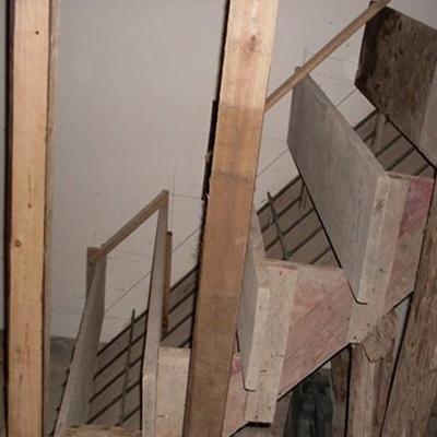 金宏磊建筑-楼梯现浇