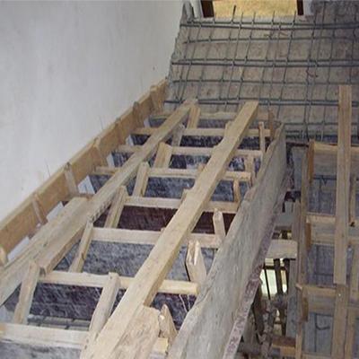 华林浇筑—楼梯现浇