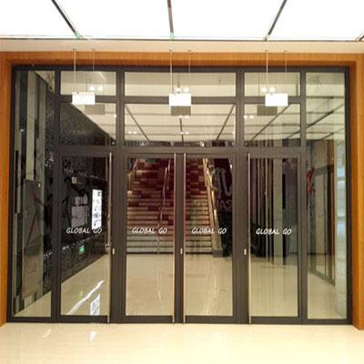 尚峰佳格装饰材料-防火玻璃门