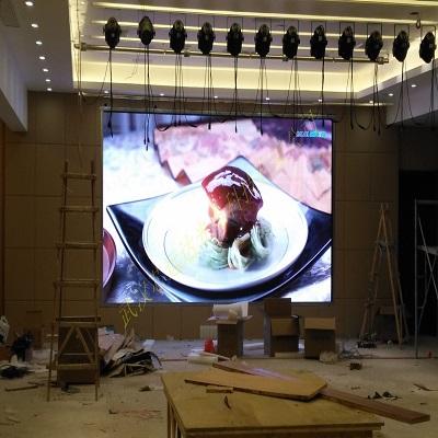 芯远达光电专业LED显示屏生产销售安装-室内P2.5显示屏