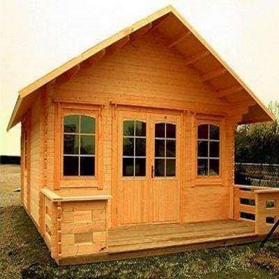 盛林防腐木网-您身边的木结构房屋专家