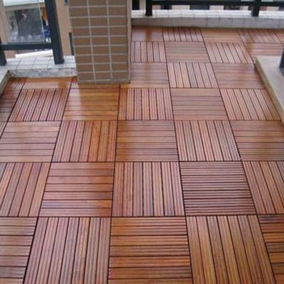 荆门盛林防腐木网-地板