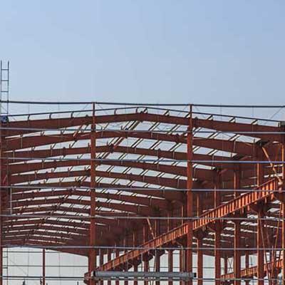 奥鼎钢结构-钢结构厂房