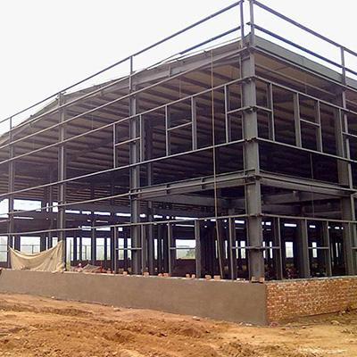 豪瑞彩钢-轻钢结构厂房