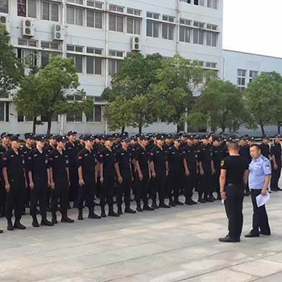 深宝华—临时保安服务