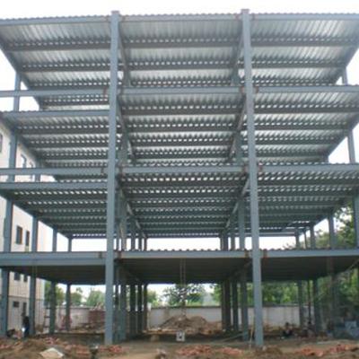 金元发彩钢-钢结构
