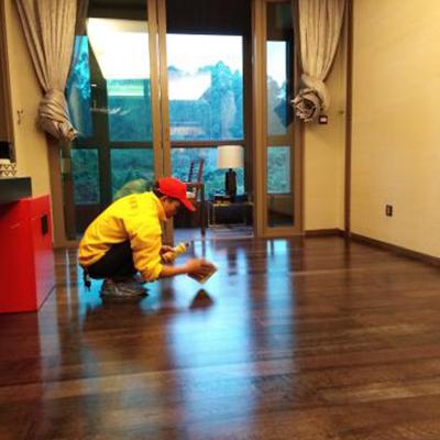平凡保洁服务-地板打蜡