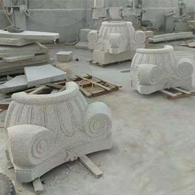 福磊石业-罗马柱