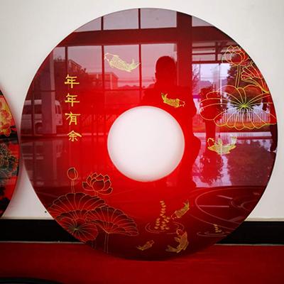 鑫燚炉具配件-钢化玻璃面板