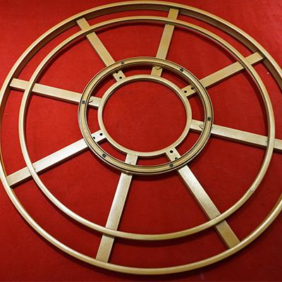 鑫燚炉具配件-面板配件(支架,转圈)