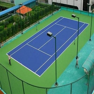 得众体育-设计施工塑胶跑道,球场;停车场,透水,艺术地坪等