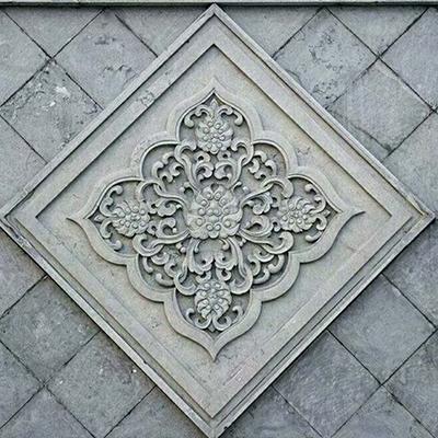 宏海华装饰-仿古建筑饰花系列