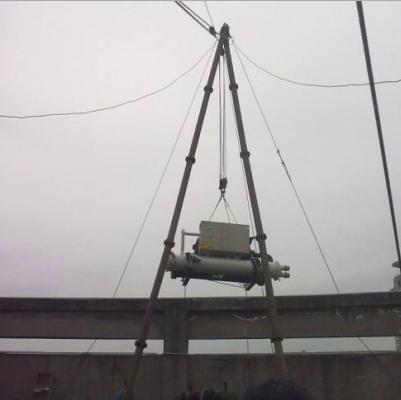 长江起重-高层吊装