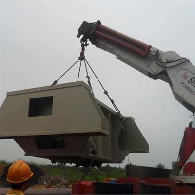 长江起重-设备搬迁