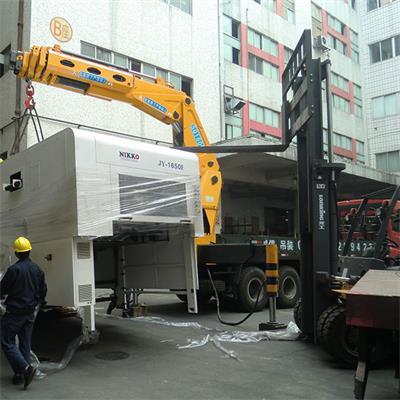 长江起重-设备转运