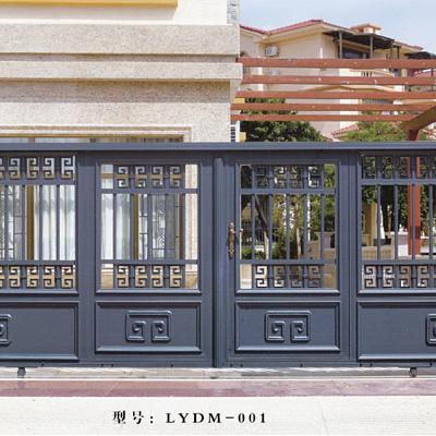 众旺鑫艺-庭院大门