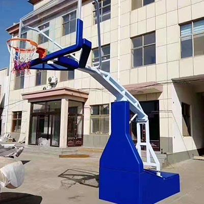 欣肆博体育—手动液压篮球架