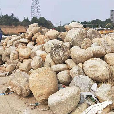 光辉建材-30-80cm 河卵石