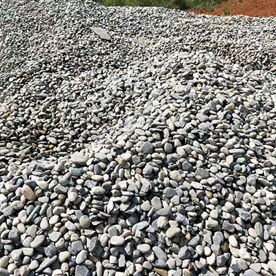 光辉建材-3-5cm 杂色鹅卵石
