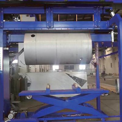 新法泽尔-纵缝系列焊接工装