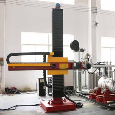 新法泽尔-环缝(纵环缝)焊接专机