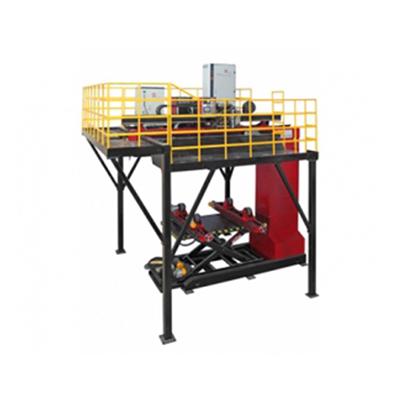 新法泽尔-HL纵缝焊机系列