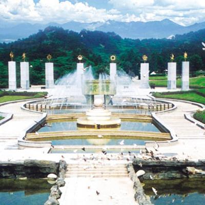 百年祥和—石门峰纪念公园
