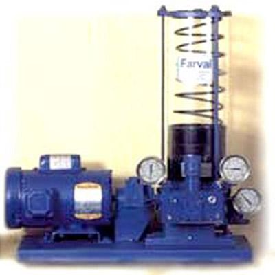 摩尔机械—电动润滑泵组