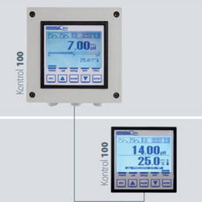 摩尔机械—电导率仪表