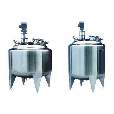 晟驰蒸发器—种子罐发酵罐