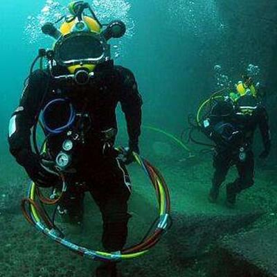 海豚水下主营-水下检测