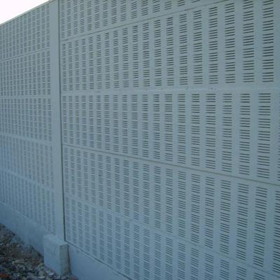 益欣声屏障-工厂隔音墙