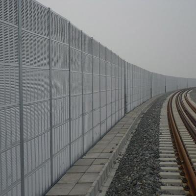 益欣声屏障-铁路声屏障