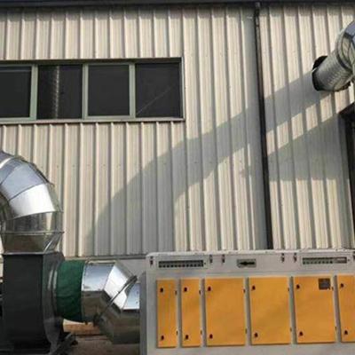 废气净化处理设备