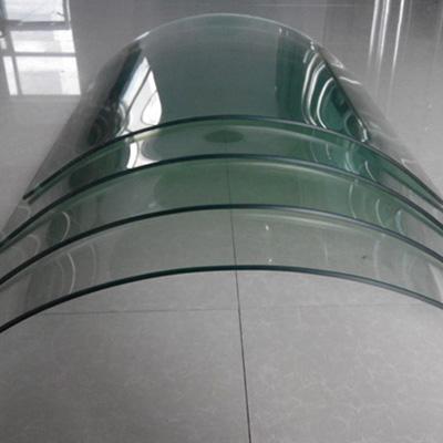 弯钢化玻璃