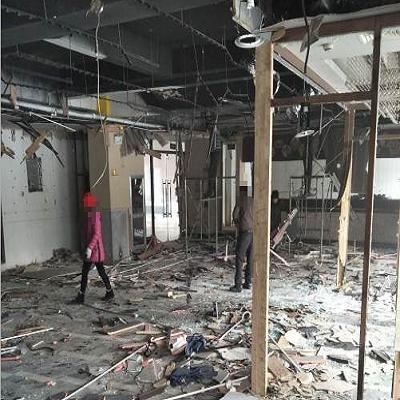 恭喜发财装饰拆除-专业承接室内及钢结构拆除