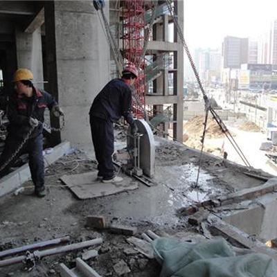 恭喜发财装饰拆除-混凝土拆除