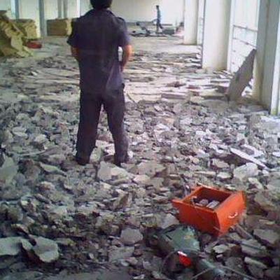 恭喜发财装饰拆除-旧房改造拆除