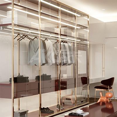 艾卡全铝家居-铝合金衣柜